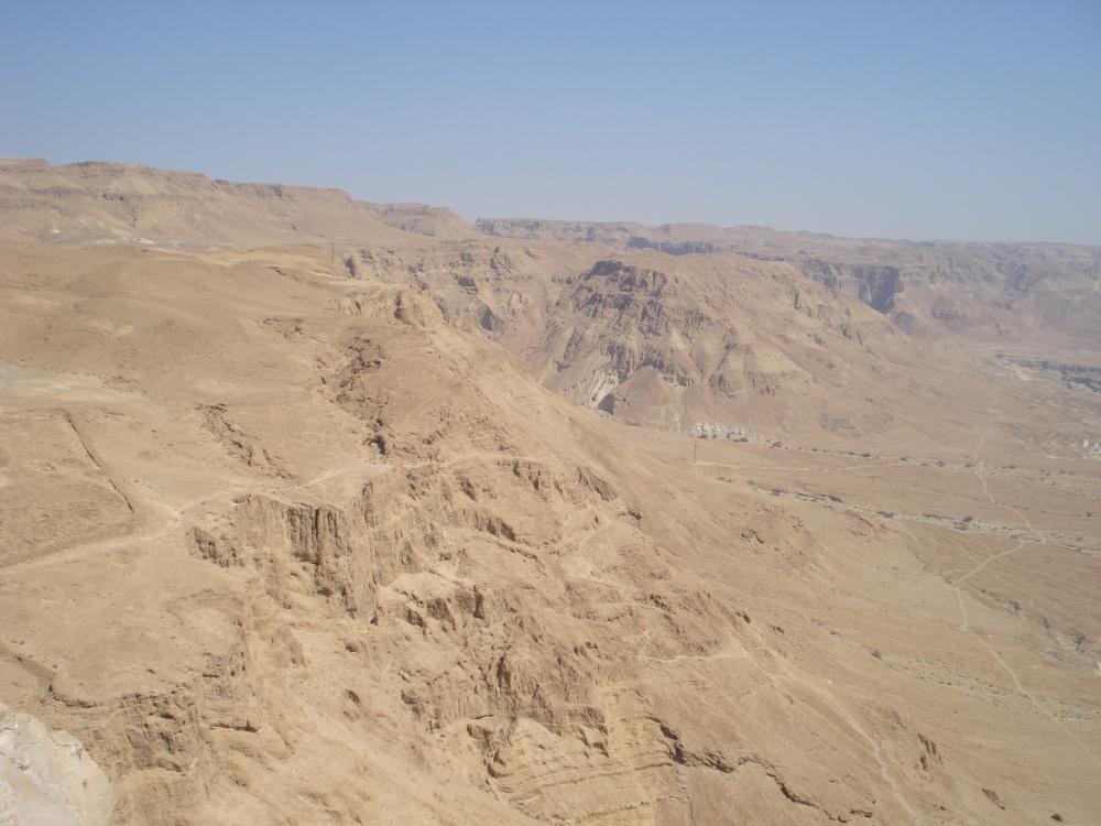 5 view from Masada